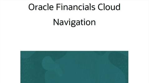 Thumbnail for entry ERP Cloud Navigation (Portuguese)
