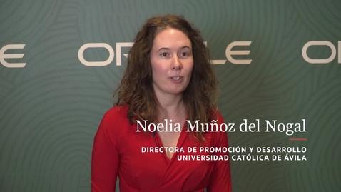 Thumbnail for entry La Universidad Católica de Ávila transforma sus RRHH con Oracle