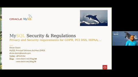 Thumbnail for entry Bonnes pratiques pour la sécurité MySQL