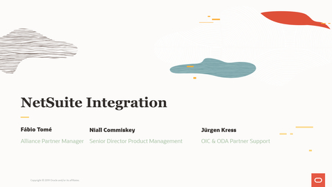Thumbnail for entry Integrate Netsuite PaaS Partner Community Webcast