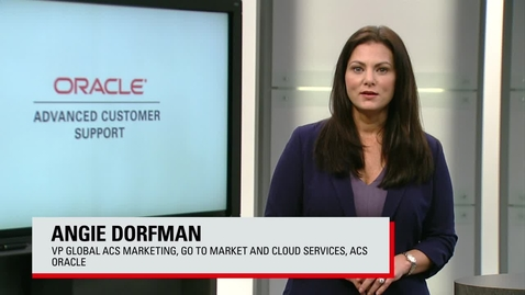 ACS Services to Drive Oracle Cloud Success