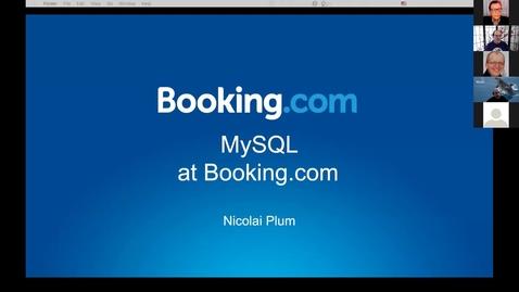 Thumbnail for entry Kundenpräsentation von Booking.com / Customer Presentation from Booking.com