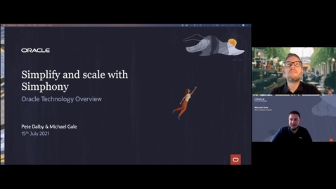 Thumbnail for entry Simplify and scale with Simphony: live demo July 2021