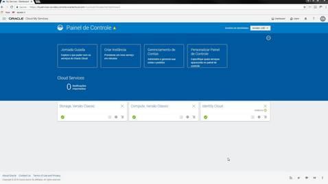 Ligando o Cloudberry Explorer ao Oracle Storage Cloud Service
