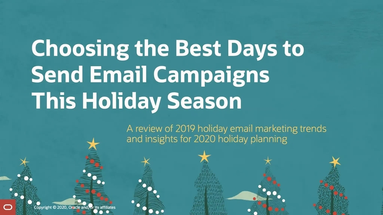Best Days to Send Email Campaigns This Holiday Season   CX Marketing