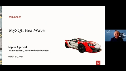 Thumbnail for entry 400x Query Acceleration for MySQL with HeatWave