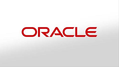 Thumbnail for entry One of the largest Oracle Cloud Infrastructure Implementation in the world!