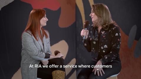 Thumbnail for entry Entrevista a Carmen Cerdán, CHRO de Ria Financial
