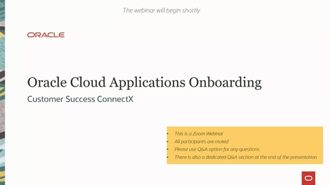 Thumbnail for entry Cloud Apps Onboarding Overview - North America 8/4/2021