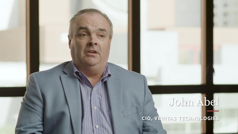 Thumbnail for entry Customer: Veritas Improves Performance and Saves 2.5 Million Dollars with Oracle Cloud Infrastructure