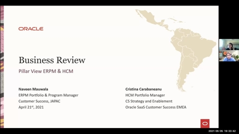 Thumbnail for entry 5th Deliverable: Business Review_Pillar View_ERPM & HCM