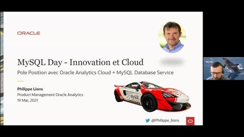 Thumbnail for entry Oracle Analytics Cloud avec MySQL Database Service