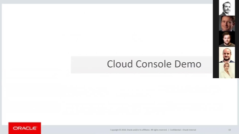 Thumbnail for entry Cloud Console - Full Demo