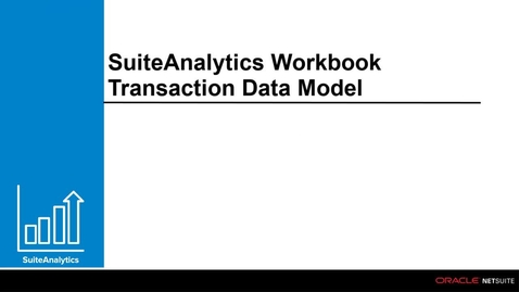 Thumbnail for entry Workbook Transaction Data Model