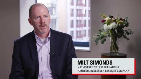 Thumbnail for entry Customer: AmerisourceBergen Rapidly Onboards Strategic Customer with Help of Oracle ACS
