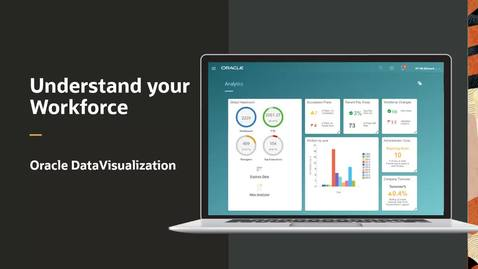 Thumbnail for entry Oracle HCM Cloud: analysez vos effectifs