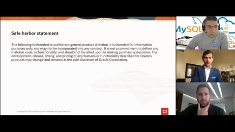 Thumbnail for entry Introduction to MySQL Database Service (Arabic)