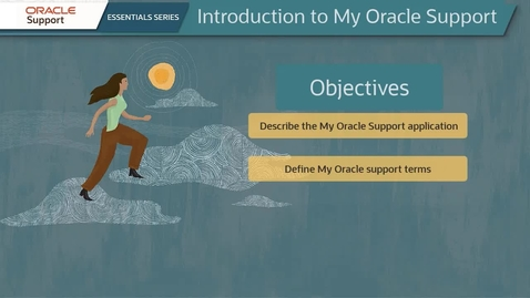Thumbnail for entry Introduction to My Oracle Support