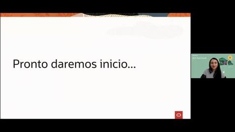 Thumbnail for entry Observabilidad y Administración de OCI