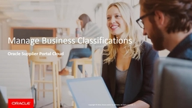 Thumbnail for entry Manage Business Classification