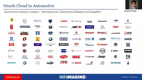 Thumbnail for entry Slide 10 - Oracle - Automotive Partners