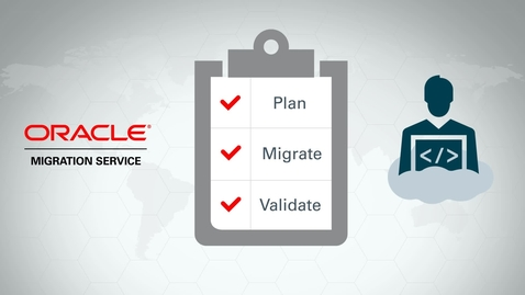 Oracle Migration Service - Oracle Advanced Customer Support