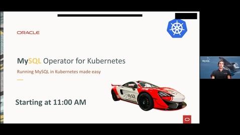 Thumbnail for entry Введение в MySQL Operator для Kubernetes