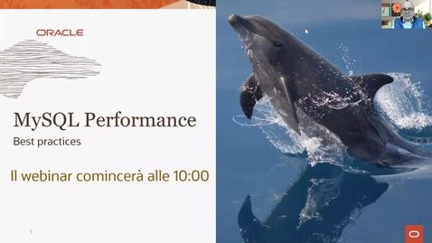 Thumbnail for entry Best practice per migliorare le prestazioni di MySQL