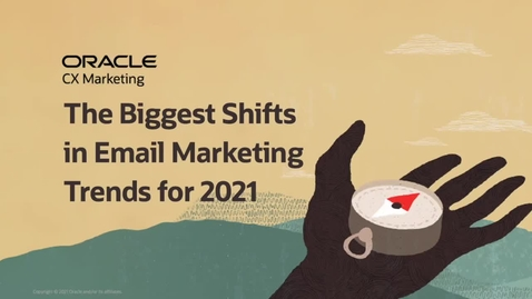Thumbnail for entry The Biggest Shifts in Email Marketing Trends for 2021