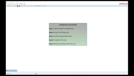 Thumbnail for entry 2325760.1 - Complete Pick Load Activity Using Mobile GUI application