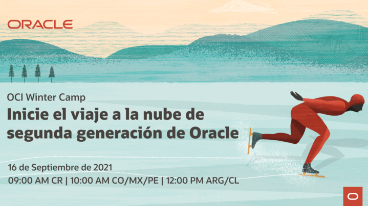 Thumbnail for channel Oracle Webinars - Latinoamérica