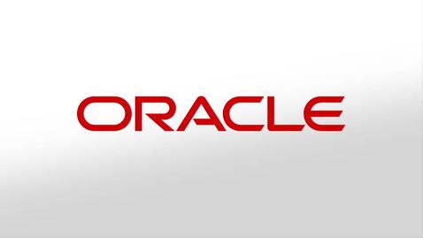 Thumbnail for entry Oracle Consulting Graduate Programme