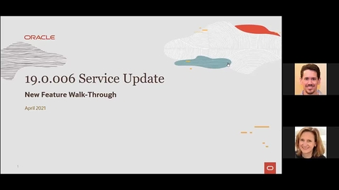 Thumbnail for entry 19.0.006 Planning and Optimization Service Update Webcast