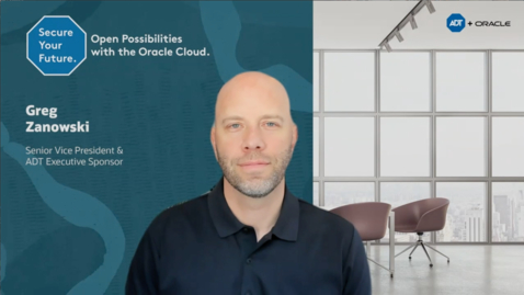 Thumbnail for entry Oracle Cloud + Oracle Consulting = One Oracle Family