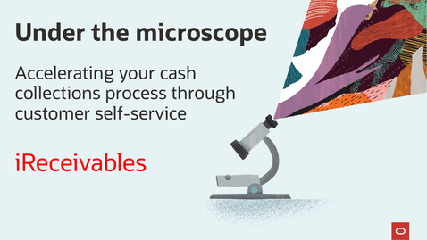 Thumbnail for entry Under the microscope: iReceivables