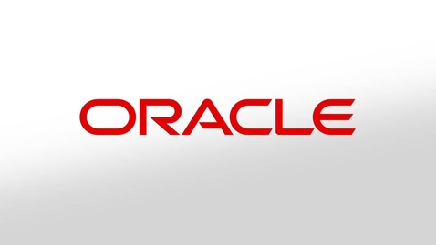 Thumbnail for entry My Oracle Support - Get Proactive! Program 30 Oct 2018