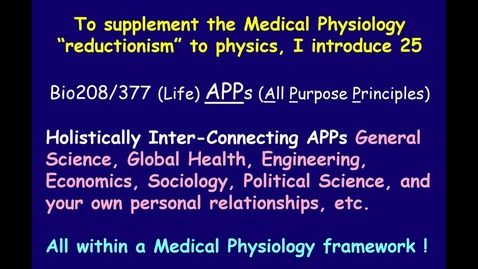 Thumbnail for entry Bio208 and Bio377 Life APPs