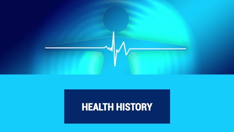 Thumbnail for entry Reproductive - Female - Health History