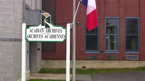 Thumbnail for entry Acadian Archives