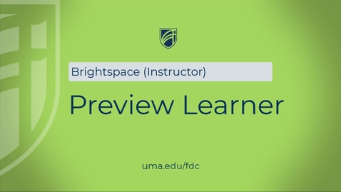 Thumbnail for entry Preview Learner