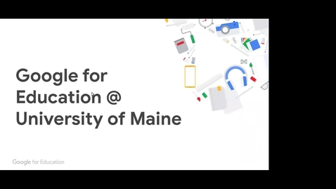 Thumbnail for entry Faculty Institute Presentation: Google Course Kit
