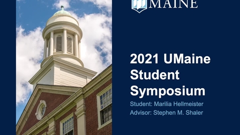 Thumbnail for entry Umaine Symposium_Hellmeister 862