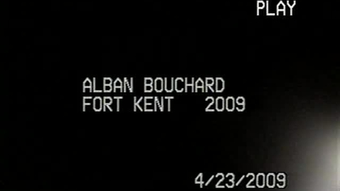 Thumbnail for entry Alban Bouchard