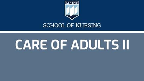 Thumbnail for entry Acute Pancreatitis- Nursing Assessment, Diagnostic Tests, Nursing Interventions