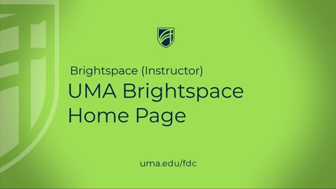 Thumbnail for entry Brightspace Landing Page