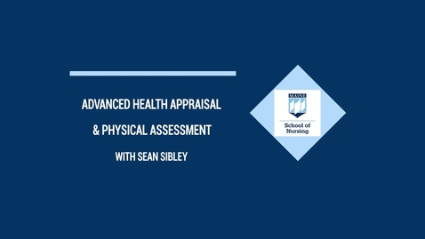 Thumbnail for entry Peripheral Vascular & Lymph