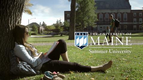 Thumbnail for entry Summer University