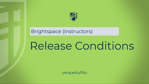 Thumbnail for entry Release Conditions (1)