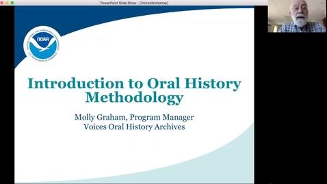 Thumbnail for entry Molly Graham Oral History Webinar, Part 1