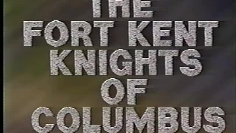 Thumbnail for entry Knights of Columbus, Council No. 1934